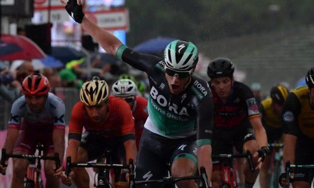 Giro 101: Turbo Bennett sul circuito di Imola