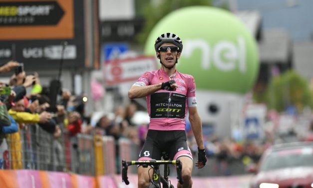 Giro 101: Yates da padrone anche a Sappada