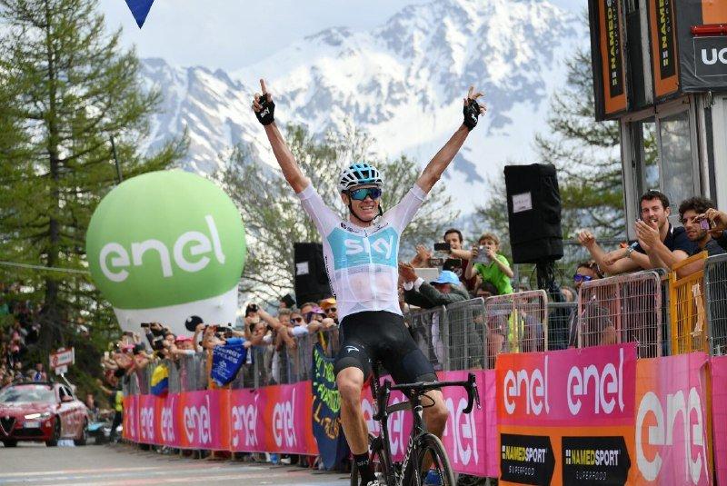 Giro 101: Froome, cose e Rosa d'altri tempi