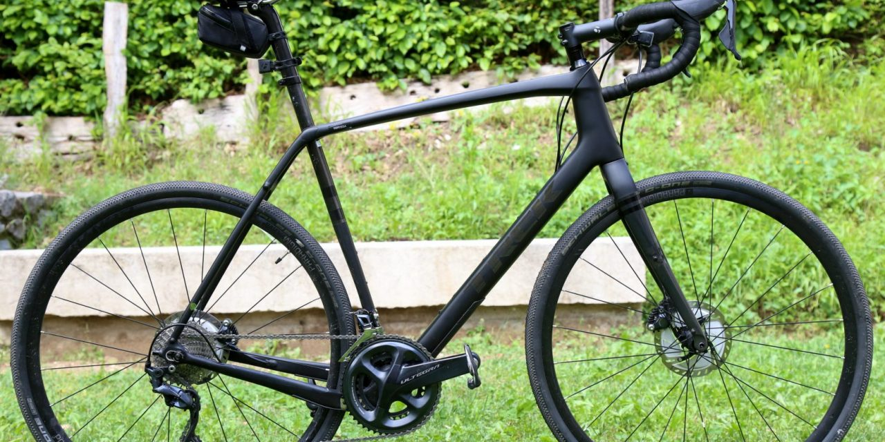 [Test] Trek Checkpoint SL6