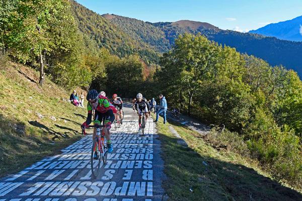 Gran Fondo Il Lombardia 2018 con Ghisallo, Sormano e finale sul Civiglio - Iscrizioni aperte