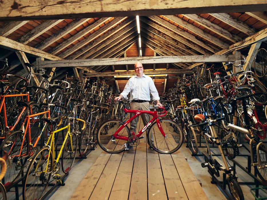Una bici o molte bici? Muletto o no?