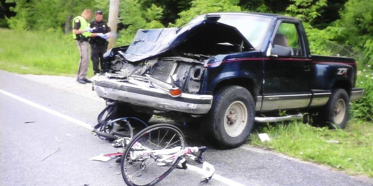 Automobilista condannato ad almeno 40 anni per aver investito ed ucciso 5 ciclisti