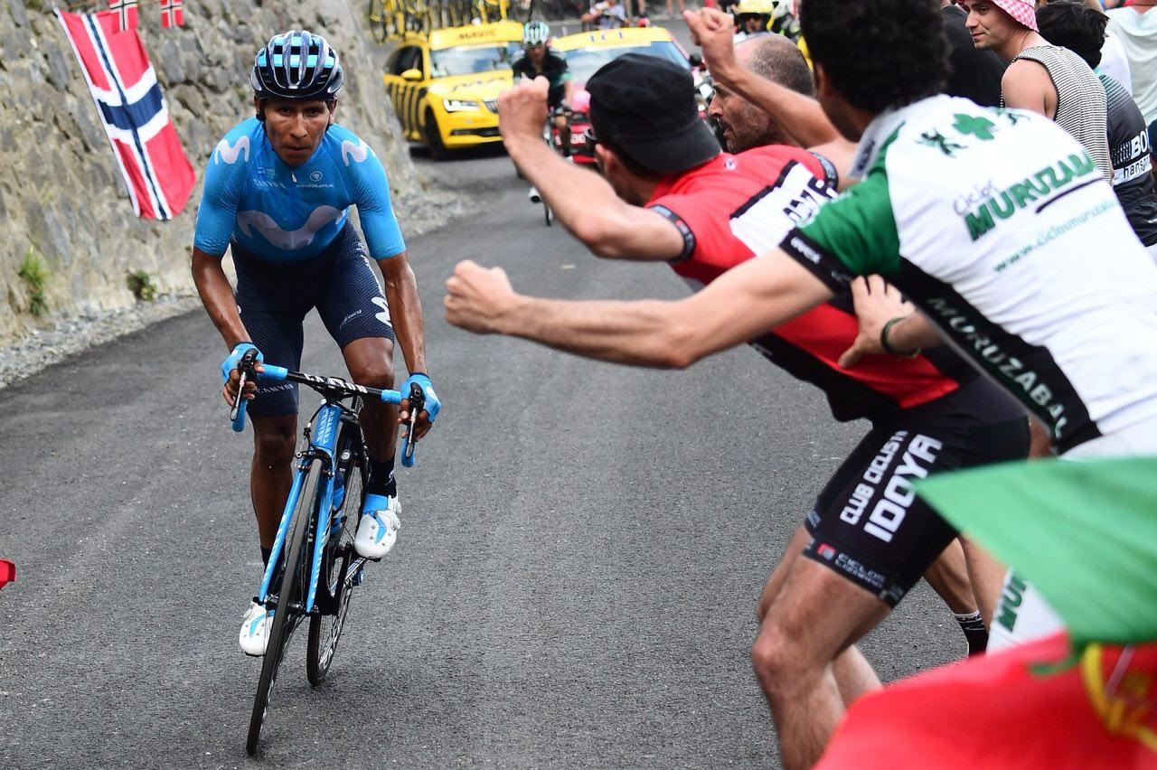 TdF 2018: Nel giorno di Quintana Thomas consolida