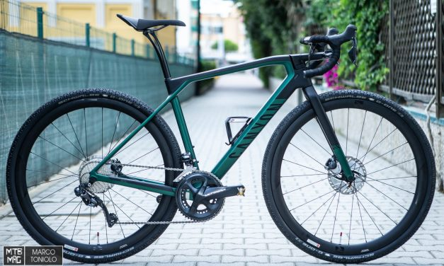 [Test] Canyon Grail CF SLX 8.0 Di2