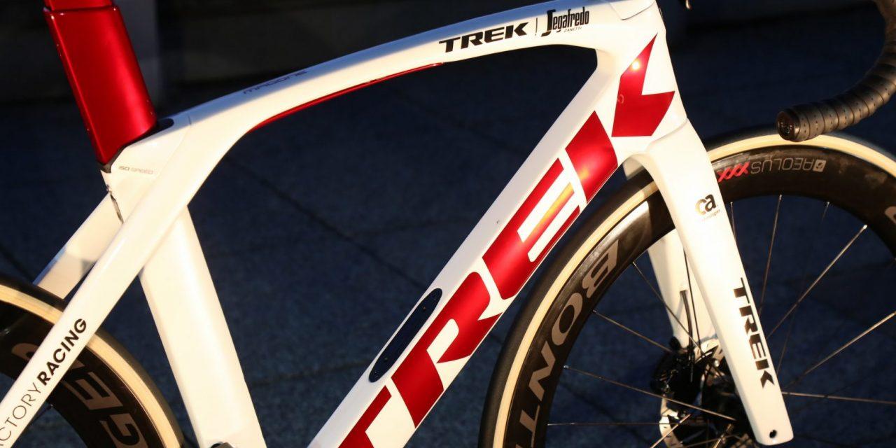 [First ride] Nuova Trek Madone SLR