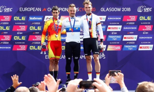 Victor Campenaerts ed Ellen Van Dijk si confermano campioni europeo a crono