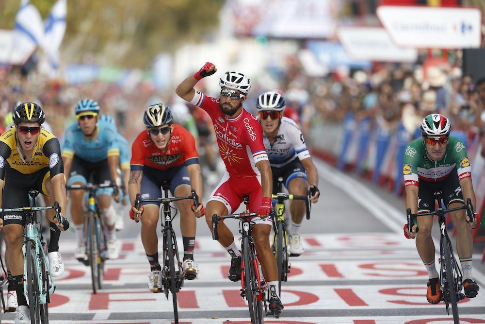Vuelta 2018: il ritorno di Bouhanni