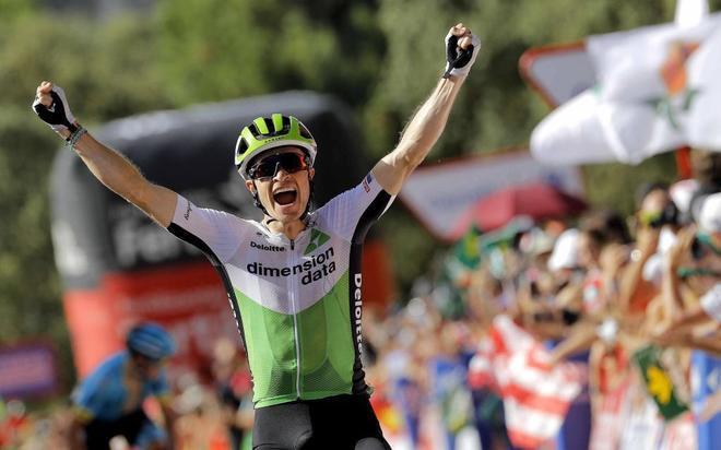 Vuelta 2018: vittoria di tappa a Ben King. Kwiatkowski resta in rosso