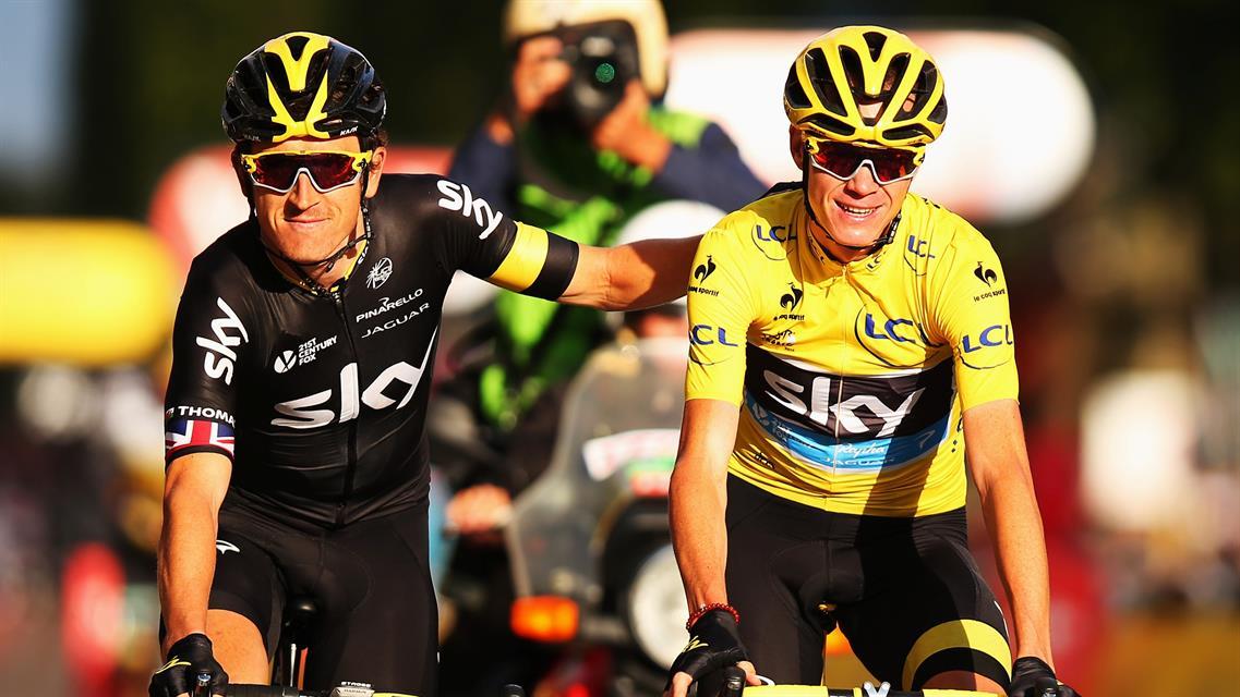 Niente Vuelta per Thomas e Froome