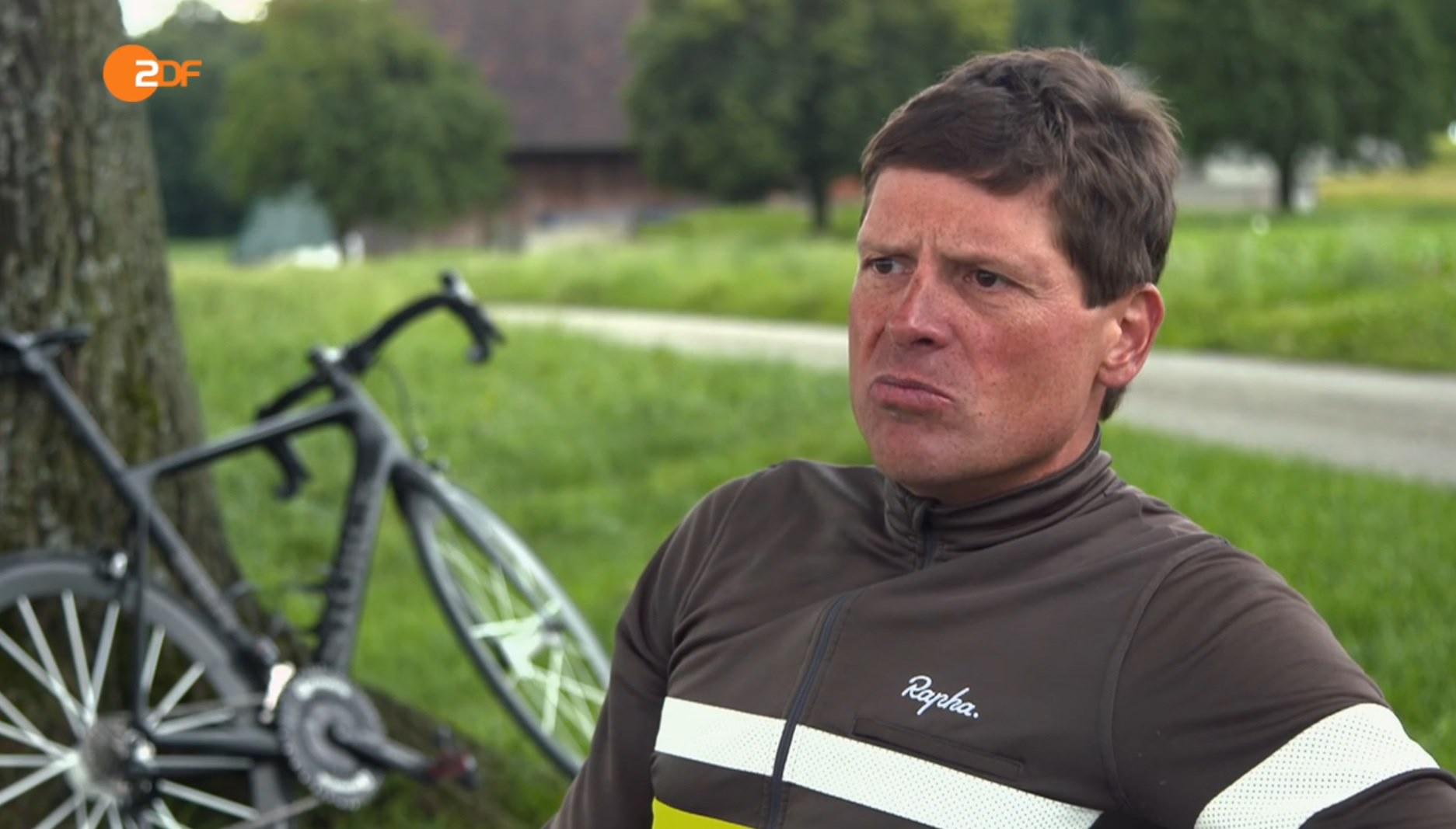 Jan Ullrich in difficoltà