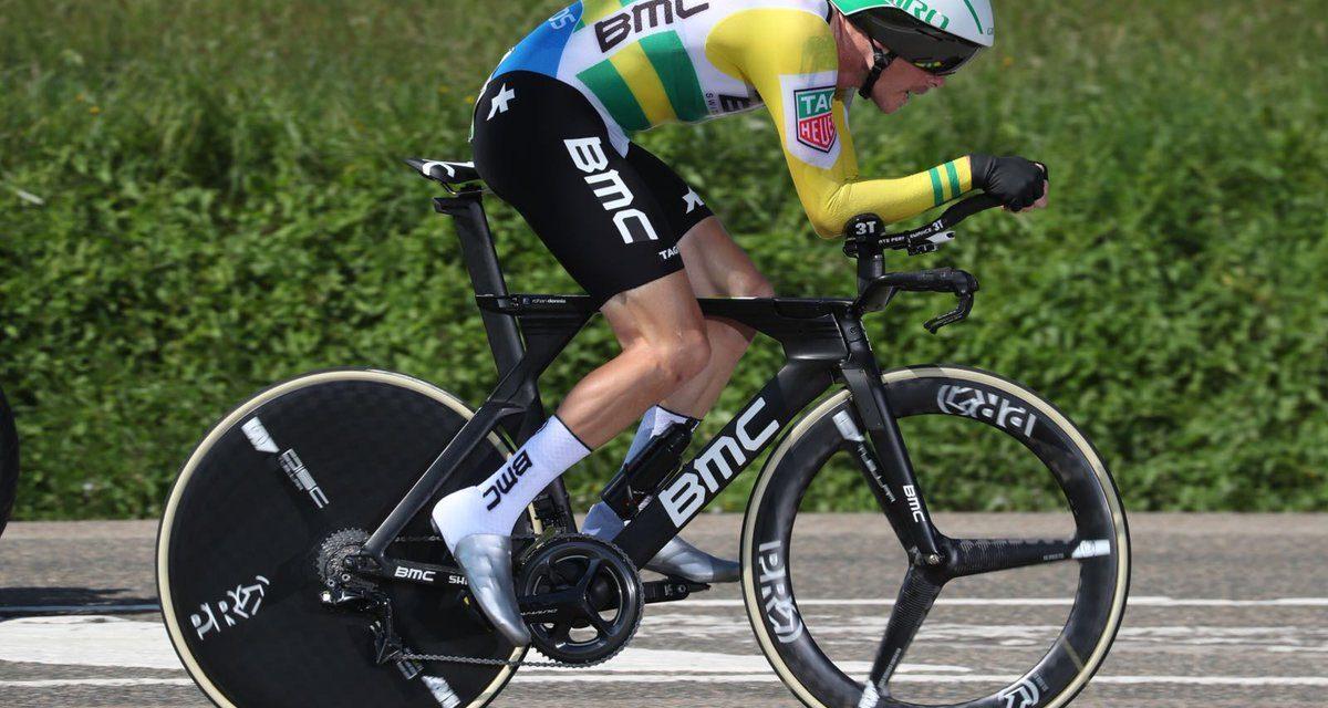 Vuelta 2018: Rohan Dennis senza rivali a crono