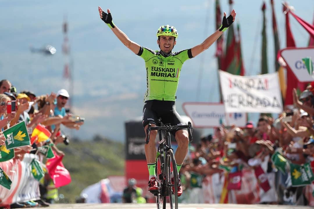 Vuelta 2018: la sorpresa Oscar Rodriguez