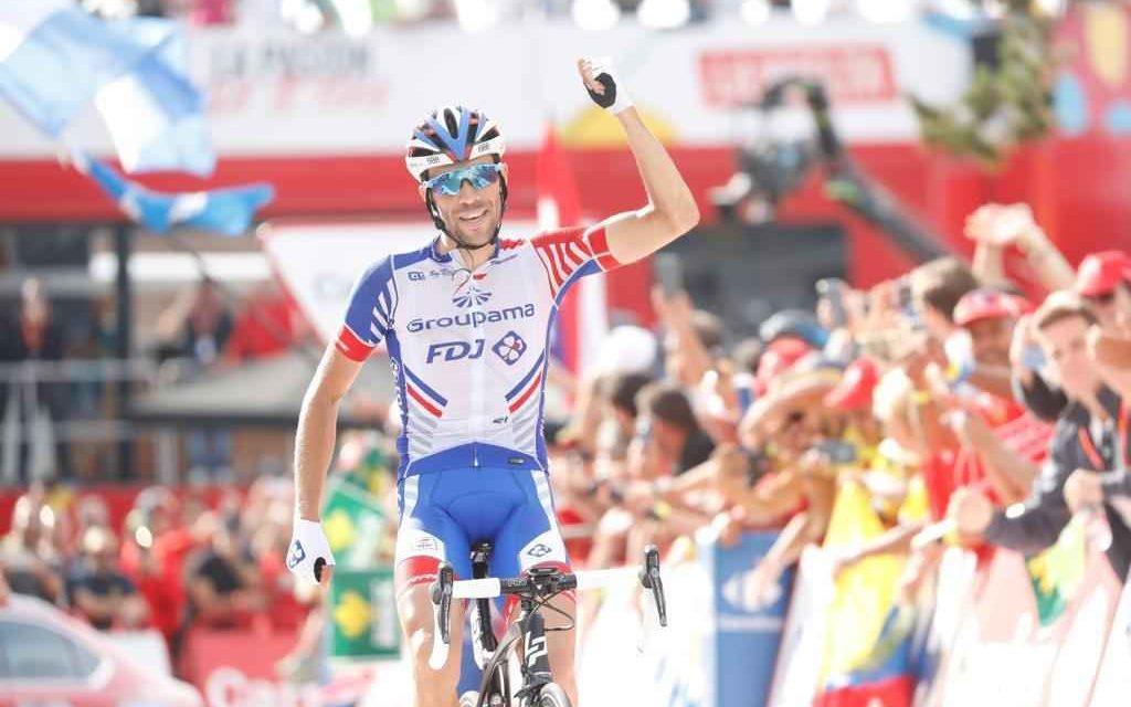Vuelta 2018: doppietta di Pinot