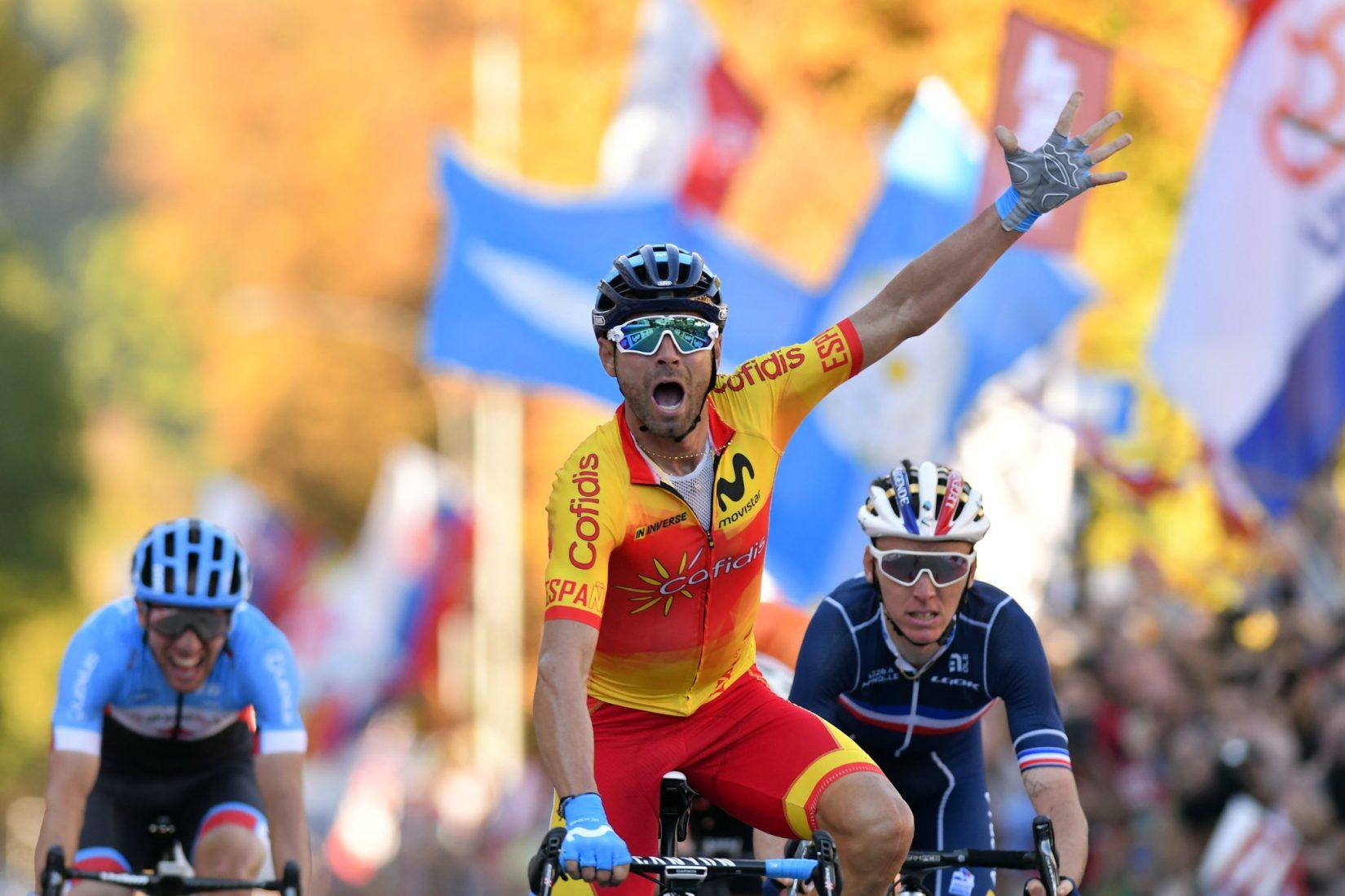 Innsbruck 2018: Valverde campione