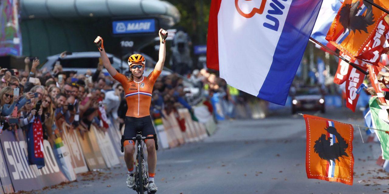 Guderzo bronzo tra le donne Vince la Van der Breggen