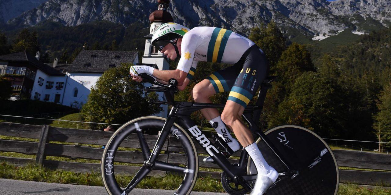 Innsbruck 2018: Rohan Dennis campione a cronometro