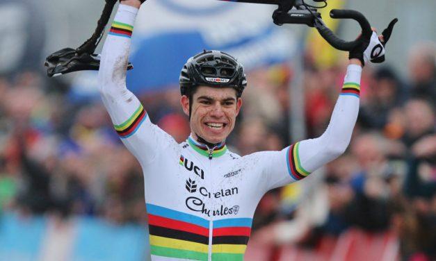 Van Aert ha terminato il contratto con Sniper Cycling