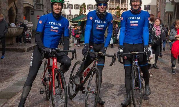 I 12 Italiani per Innsbruck 2018