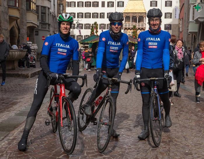 Ciclismo, ecco l'Italia per il Mondiale: ci sono Nibali e Aru