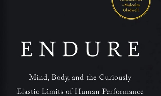 "[Libri] ""Endure"" di Alex Hutchinson"