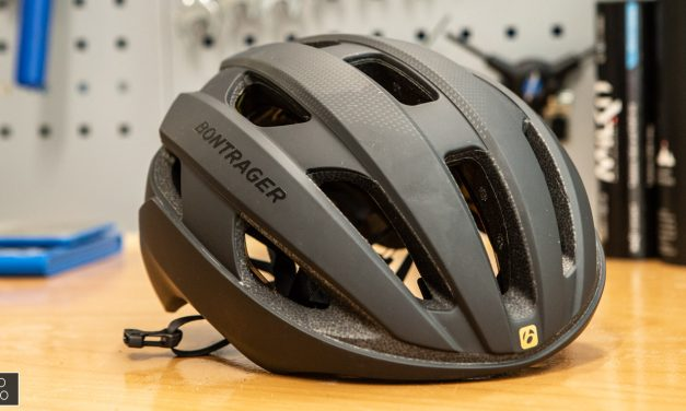 [Test] Casco Bontrager Circuit Mips