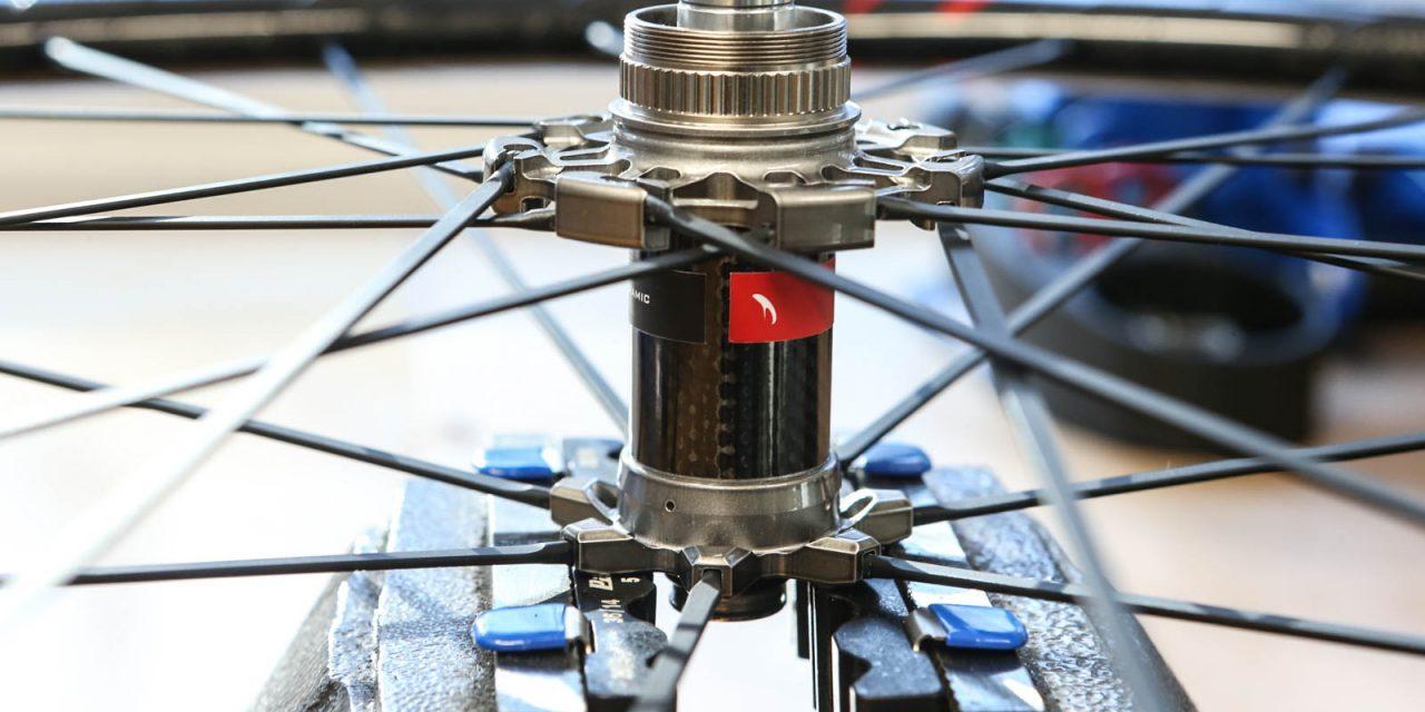 [Test] Ruote Fulcrum Racing Zero Carbon Disc Brakes