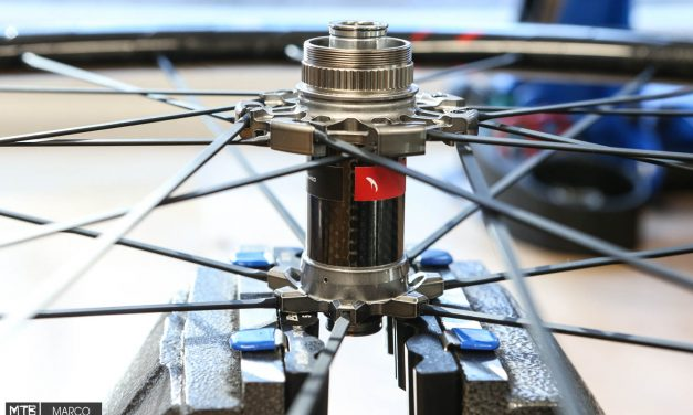 [Test] Ruote Fulcrum Racing Zero Carbon Disc Brakes