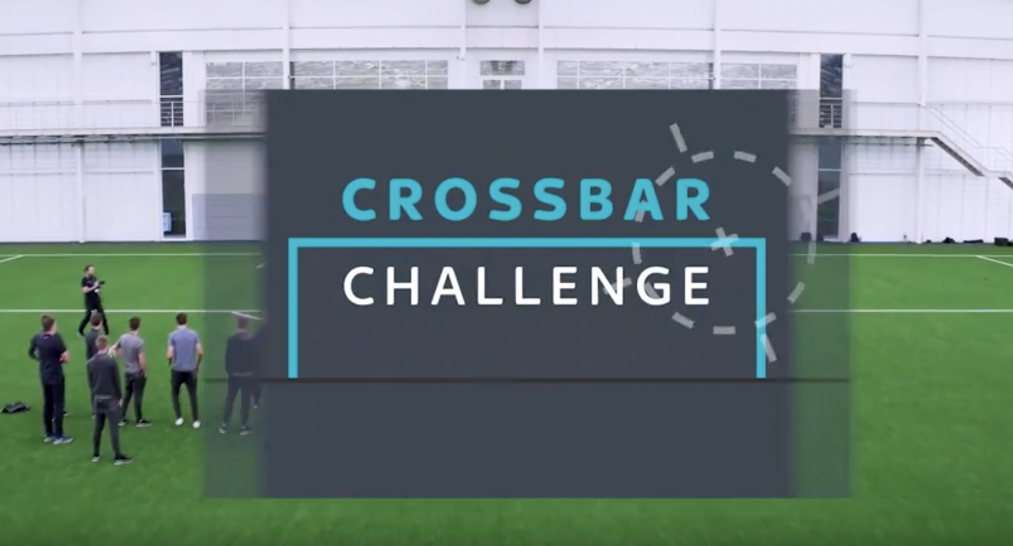 Team Sky Crossbar Challenge