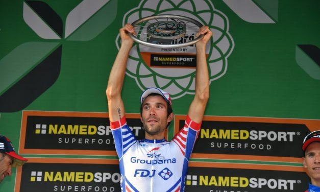 Thibaut Pinot vince il Lombardia