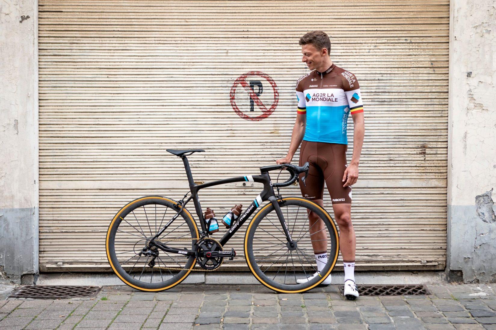 Eddy Merckx & AG2R La Mondiale