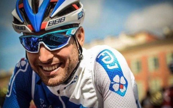 Davide Cimolai alla Israel Cycling Academy