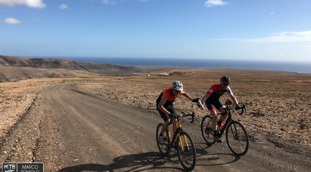 [Video] Gravel Test Fuerteventura, il Nord Est