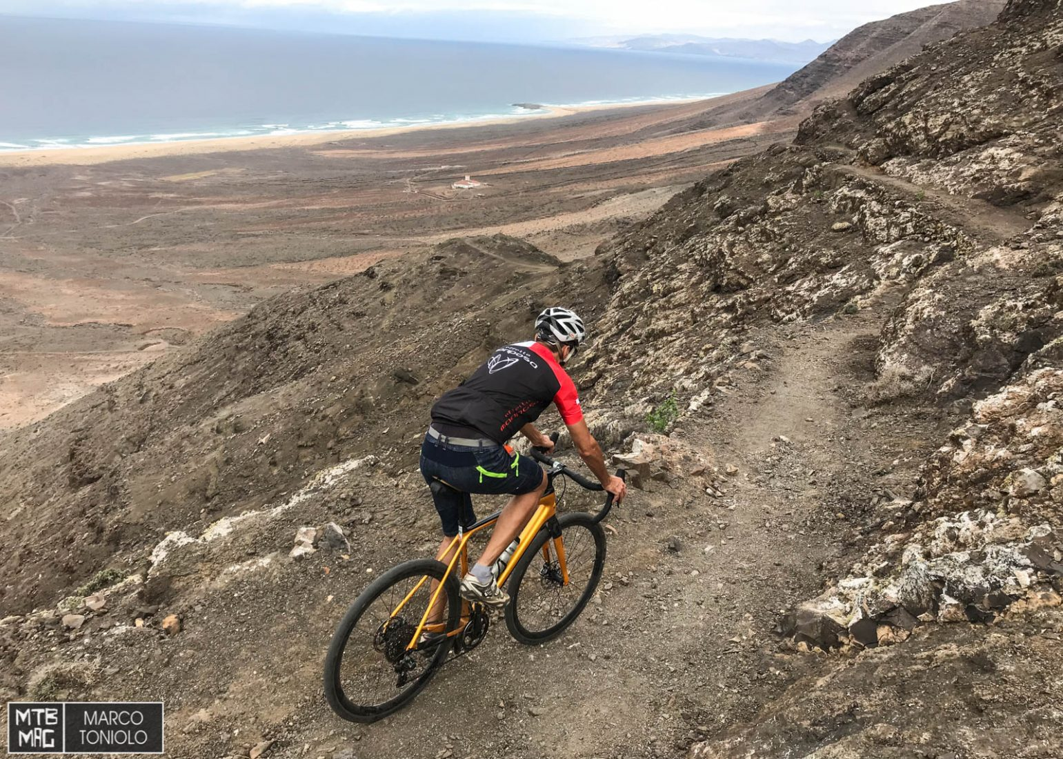 [Video] Fuerteventura Sud: oltre il Gravel
