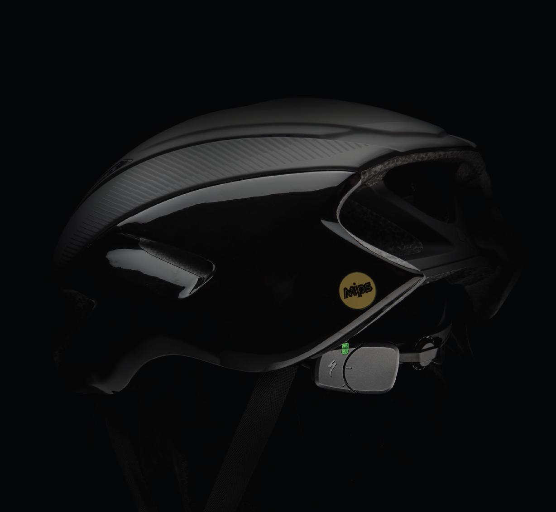 Specialized ANGi, il casco che chiama i soccorsi