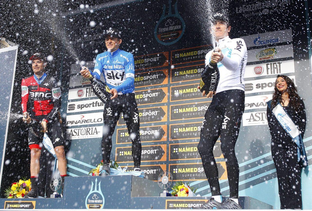 Tirreno-Adriatico 2019, il percorso ufficiale (con altimetrie e planimetrie)
