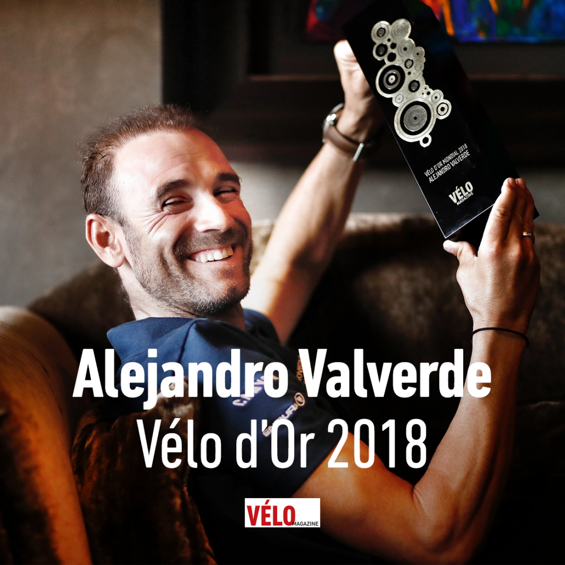 I premi dell'anno 2018: da Valverde a Lefévère