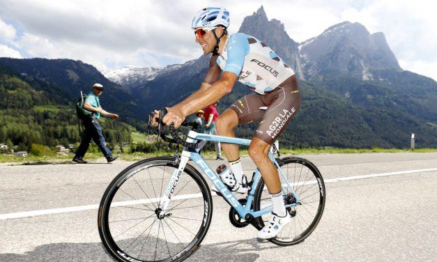 Montaguti alla Androni-Giocattoli Sidermec, Vuillermoz leader al Giro