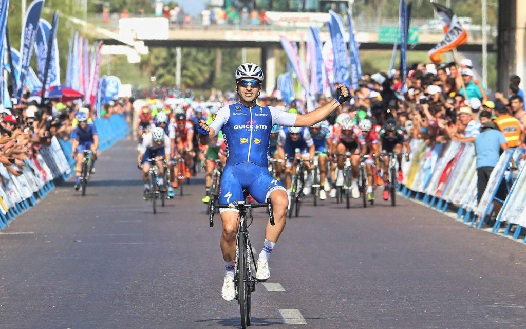 Maximiliano Richeze investito in allenamento