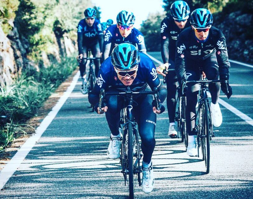 Ciclismo, Team Sky: