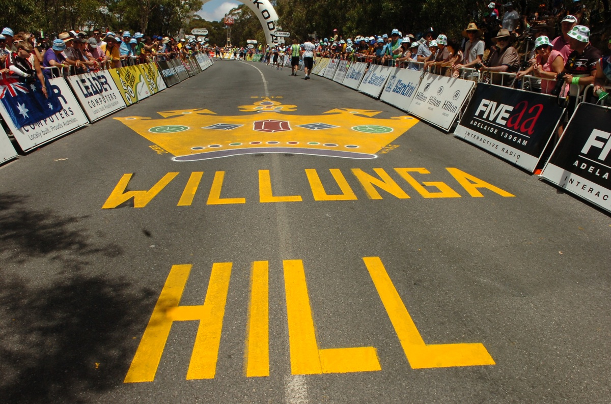 Il re di Willunga