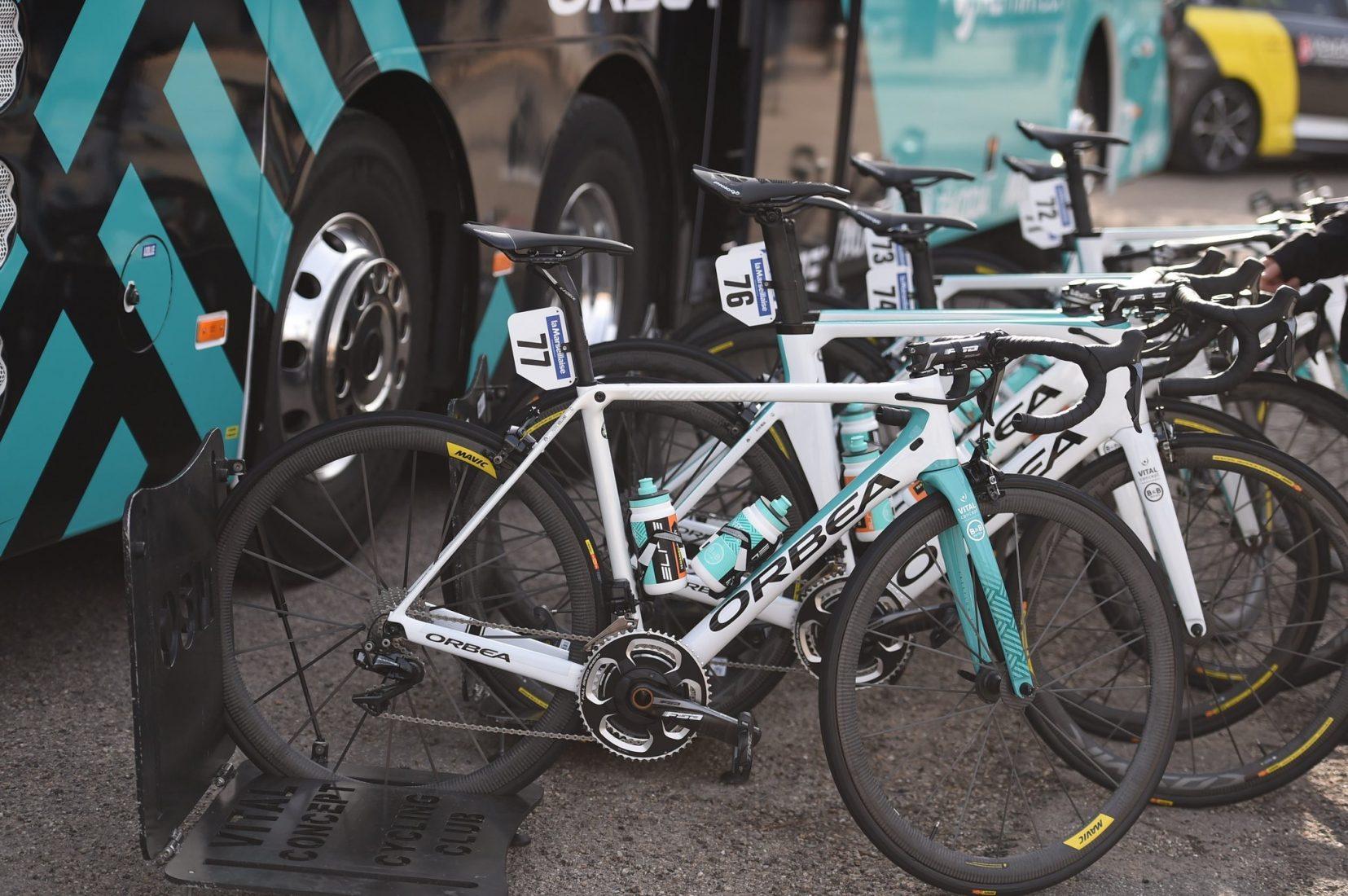 Rubate le bici della Vital-Concept