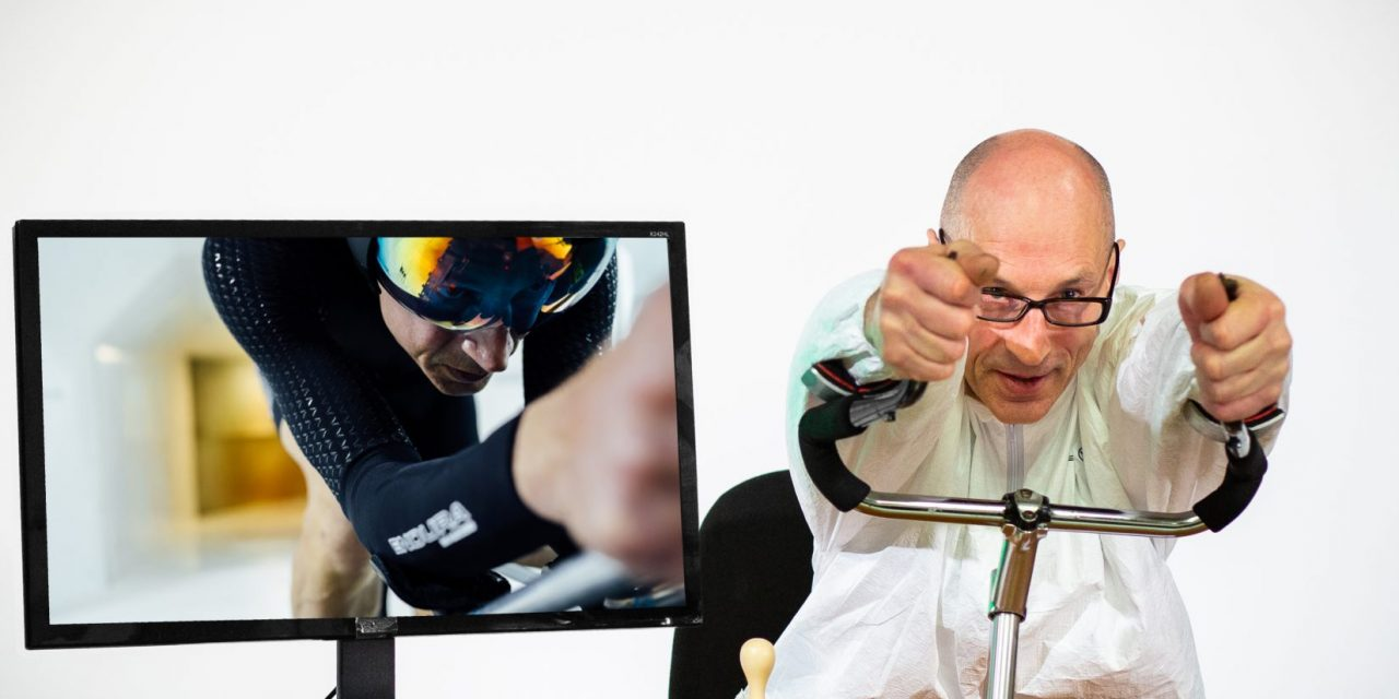 [Video] Obree: Banned by the UCI