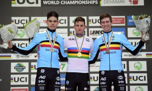 Van der Poel campione del mondo di ciclocross