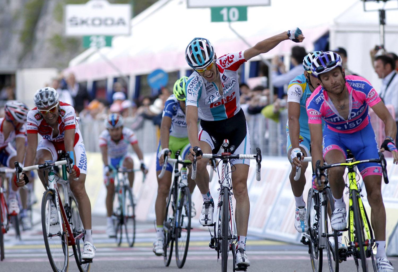 La vittoria di Bart De Clerq
