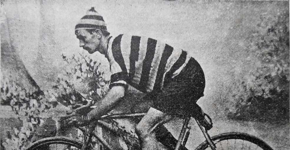 """I grandi """"zoppi"""" del ciclismo"""
