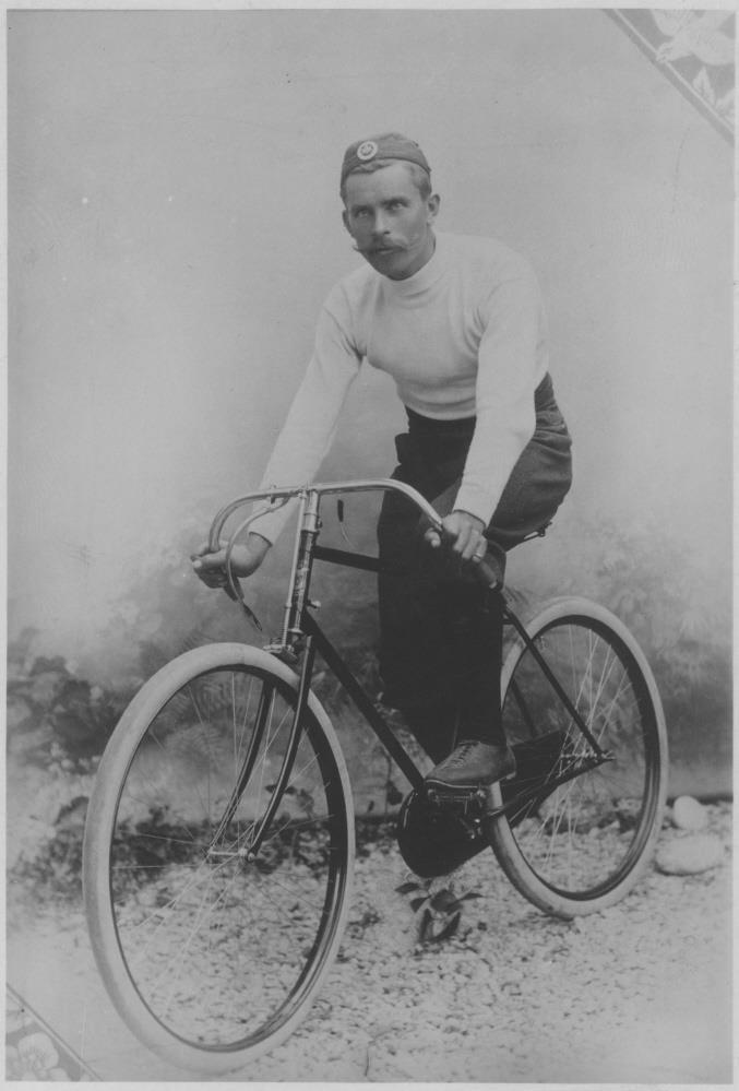 """Josef Fischer, il primo """"scalatore"""""""