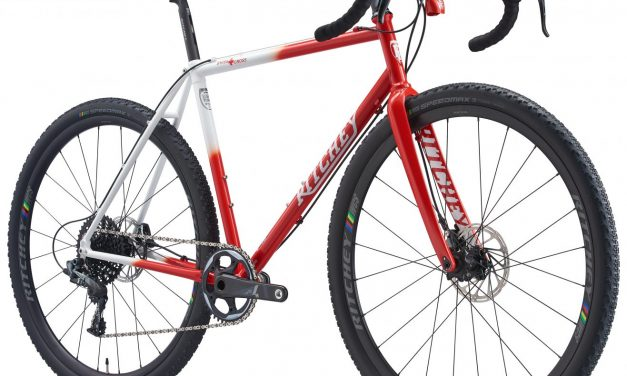 Ritchey presenta la Swiss Cross 25th Anniversary