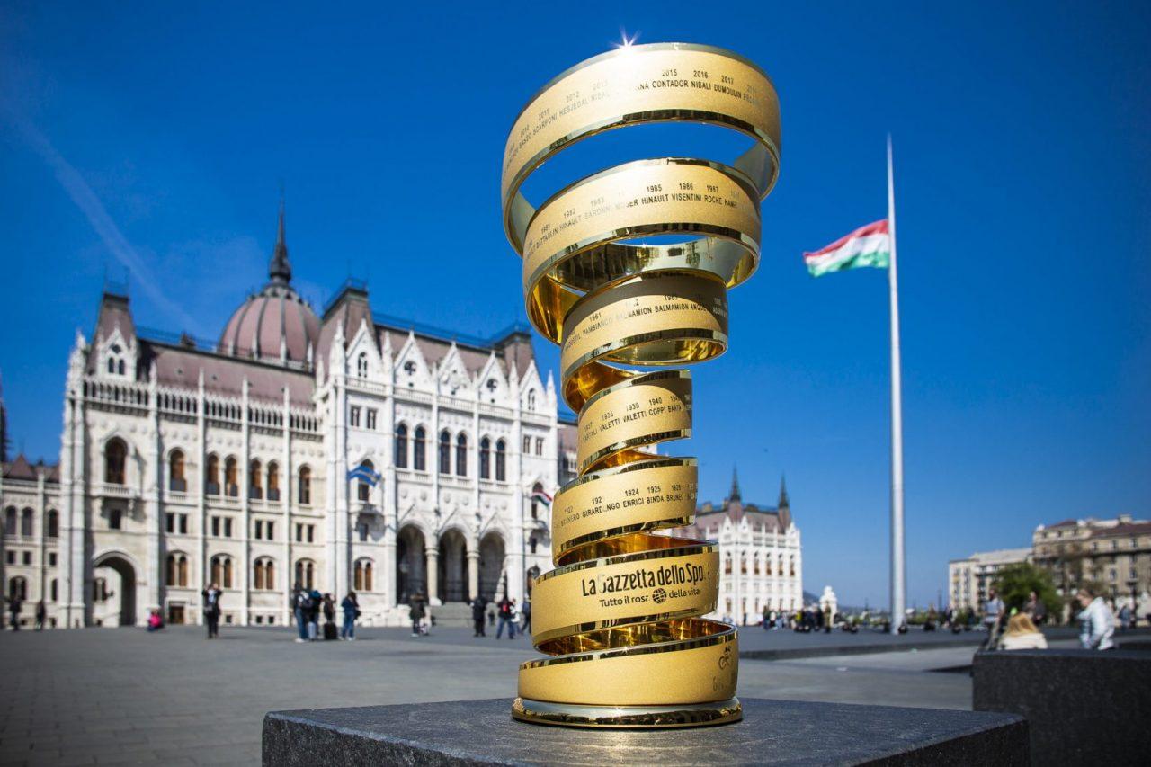 Ciclismo, il Giro d'Italia 2020 partirà dall'Ungheria