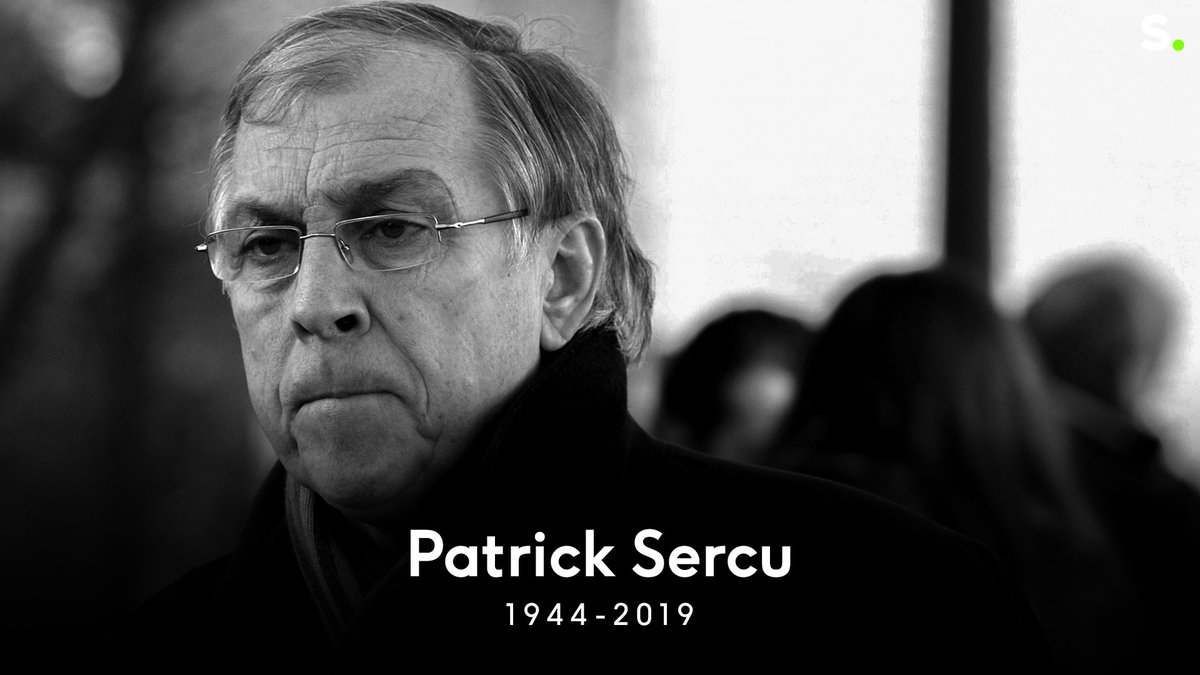 RIP Patrick Sercu